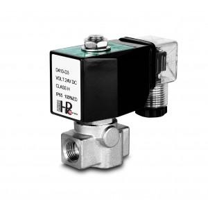 Visokotlačni elektromagnetski ventil HP15-M od nehrđajućeg čelika SS304 110bar