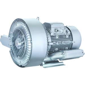 Puhalo sa bočnim kanalom, vrtložna zračna pumpa, turbina, vakuum pumpa s dva rotora SC2-7500 7,5KW