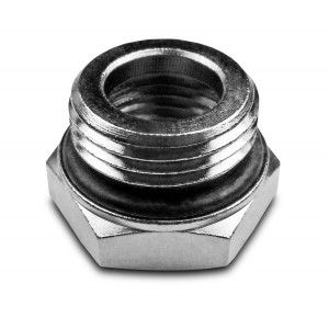 Redukcija 1/2 - 1/4 inča s O-prstenom