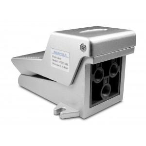 Papučica zraka nožnog ventila 5/2 1/4 inča cilindri 4F210L - bistabilna