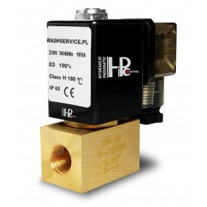 Elektromagnetski ventil 2M08 1/4 inča 0-16bar 230V 24V 12V