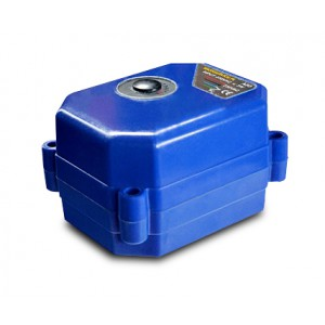 Električni pogon kugličnog ventila A80 24V DC 3-žilni