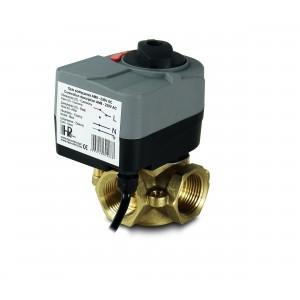 Ventil za miješanje 3-smjerni 1 1/4 inča s električnim aktuatorom AM8