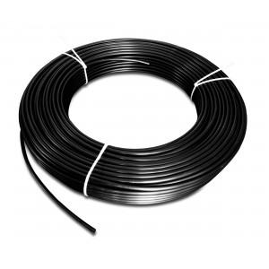 Poliamidno pneumatsko crijevo PA Tekalan 4 / 2,5 mm 1m crno
