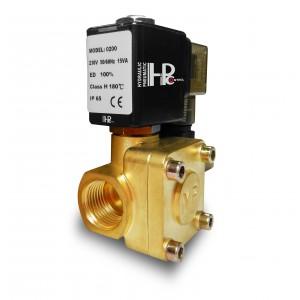 Elektromagnetski ventil 2K15 1/2 inčni 230V ili 12V 24V