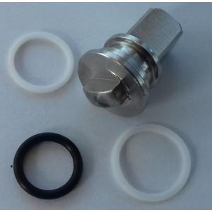 Komplet za popravak visokotlačnog trokrakog kuglastog ventila 1/4 inča ss304 HB3
