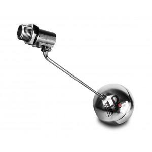 Plutajući ventil, ventil za punjenje nehrđajući čelik DN20 3/4 inča