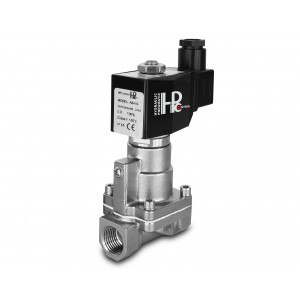 Solenoidni ventil za paru i visoku temperaturu. RH20-SS DN20 200C 3/4 inča od nehrđajućeg čelika SS304
