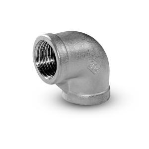 Unutarnji navoj za koljeno od nehrđajućeg čelika 1/2 inča
