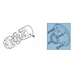Spojka + adapter za komplet pumpi RO