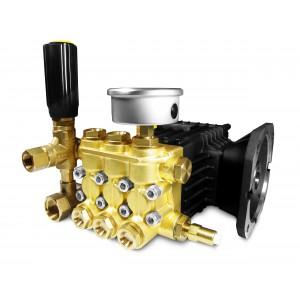 Tlačna pumpa WS15 na autopraonici s priborom 15 l / min, maksimalno 250 bara ekvivalentno CAT350