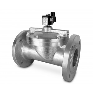 Elektromagnetski ventil s prirubnicom DF80-NO DN80