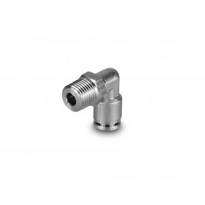 Utaknite cijev od nehrđajućeg čelika pod kutom od 10 mm navoja 1/4 inča PLSW10-G02