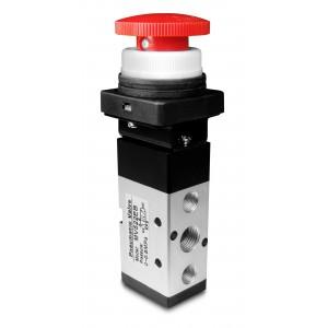 Ručni ventil 5/2 MV522EB 1/4 inčni aktuatori