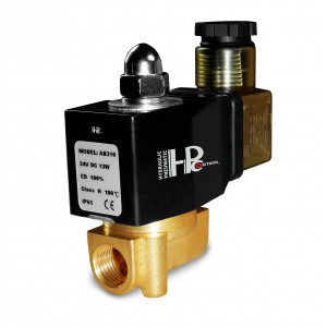 Elektromagnetski ventil 2N08 1/4 230V ili 24V, 12V Viton - otporan na kemikalije