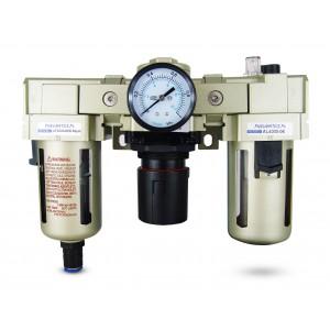Podmazivač regulatora filtra dehidratora FRL 3/4 inča postavljen na zrak AC4000-06D
