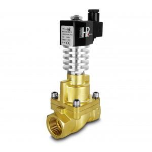 Solenoidni ventil za paru i visoku temperaturu. RHT25 DN25 300C 1 inč