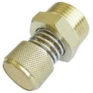 Prigušivač ispuha zraka s regulatorom protoka BESLD 1/4 inča