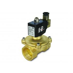 Elektromagnetski ventil 2N32-M NE DN32 1 1/4 inča 230V 24V 12V