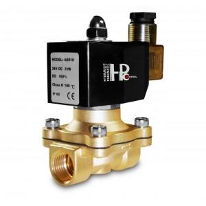 Elektromagnetski ventil 2N15 1/2 inčni FPM Viton + 150C