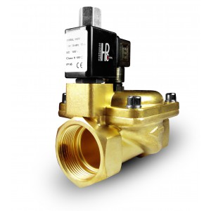 Elektromagnetski ventil 2K40 otvoren NO 1 1/2 inča 230V ili 12V 24V