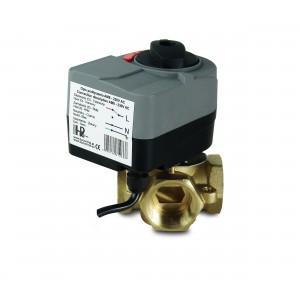 Ventil za miješanje 4-smjerni 1 inč s električnim aktuatorom AM8