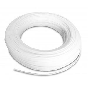 Poliamidno pneumatsko crijevo PA Tekalan 12/9 mm 1m bijelo
