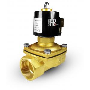 Elektromagnetski ventil otvoren 2N50 NO DN50 2 inča 230V 24V 12V