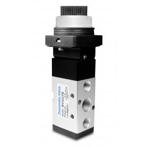 Ručni ventili 5/2 MV522TB 1/4 inčni aktuatori