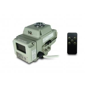 Električni pogon s kugličnim ventilom A1600 230V AC 160Nm upravljanje 4-20mA