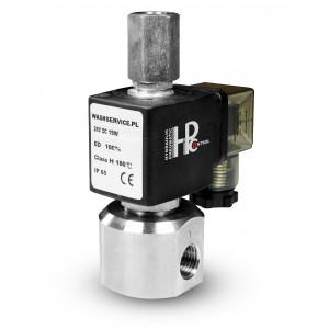 Trosmjerni elektromagnetski ventil RM23-02 3 x 1/4 inča