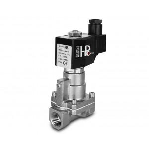 Solenoidni ventil za paru i visoku temperaturu. RH15-SS DN15 200C 1/2 inčni nehrđajući čelik SS304