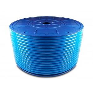 Poliuretansko pneumatsko crijevo PU 6/4 mm 1m plavo