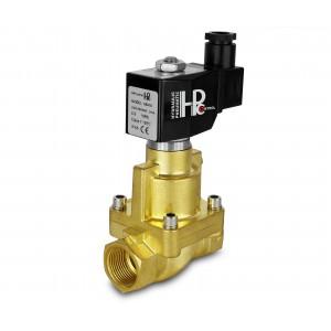 Solenoidni ventil za paru i visoku temperaturu. otvoreni RH25-NO DN25 200C 1 inč