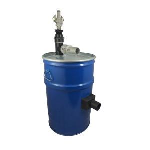 Spremnik usisavača 60l s čišćenjem filtra komprimiranog zraka