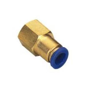 Crijevo za navojnu cijev 6 mm, unutarnji navoj 1/4 inča PCF06-G02