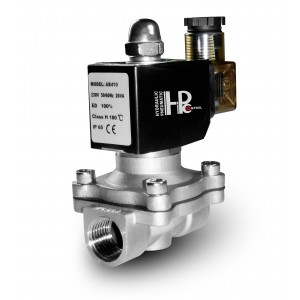 Elektromagnetski ventil 2N20 3/4 inča od nehrđajućeg čelika ss304 Viton