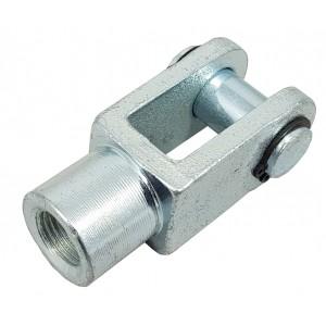 Pogon Y zgloba glave M8 20 mm ISO 6432