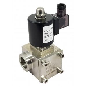 Visokotlačni elektromagnetski ventil HP250 150bar