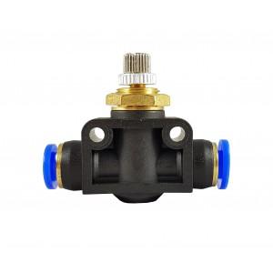 Precizno crijevo ventila za prigušivanje regulatora protoka 10 mm LSA10