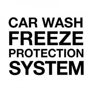 Sustav zaštite od smrzavanja za pranje