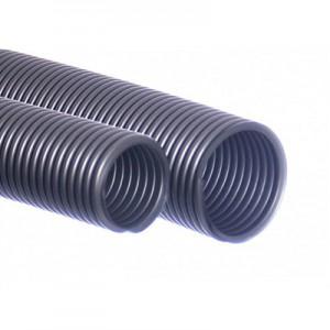 Crijevo usisavača 38/40 mm srebro 5m EVA