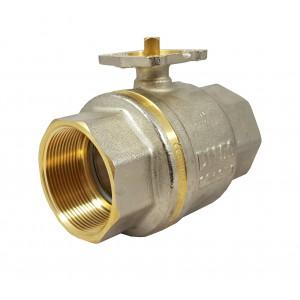 Kuglični ventil 1 1/2 inča DN40 PN25 montažna ploča ISO5211